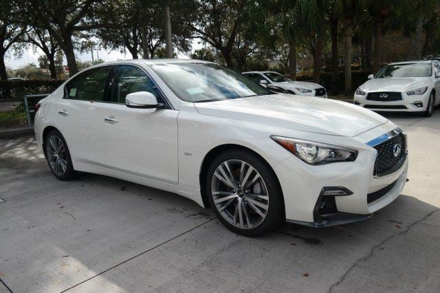 2018 INFINITI Q50 3.0t SPORT In Coconut Creek, FL   INFINITI OF COCONUT  CREEK