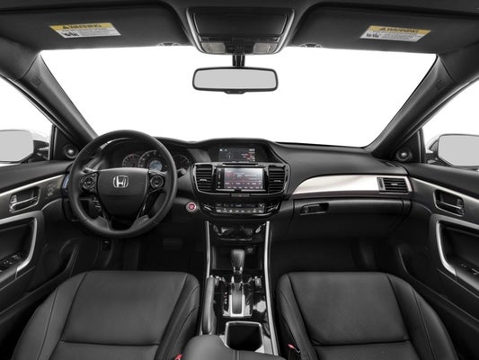 2017 Accord Coupe >> 2017 Honda Accord Coupe Ex L
