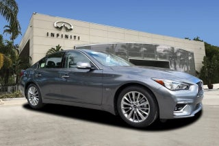 fbe66ae181 New 2018 Infiniti Q50 Inventory for Sale