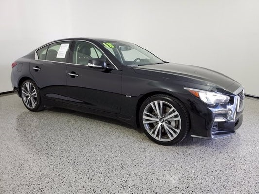 Used Infiniti Q50 Coconut Creek Fl