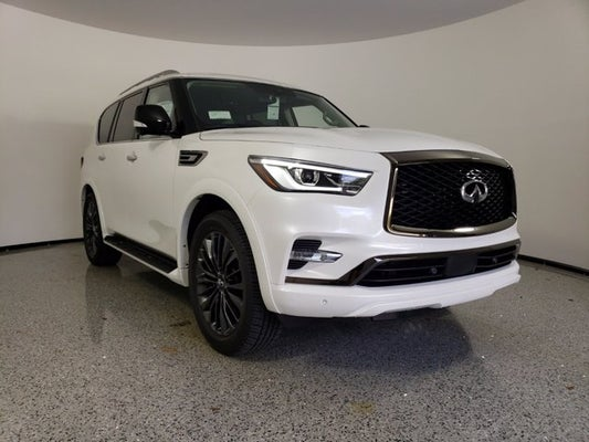 2021 infiniti qx80 premium select coconut creek fl