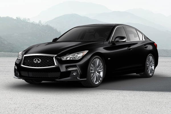2019 Infiniti Q50 3 0t Sport Performance Package With Navigation